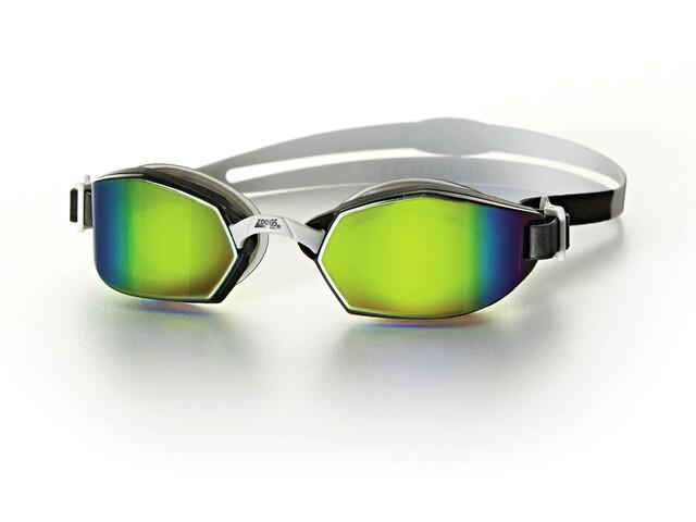 Zoggs Ultima Air Goggles Titanium black/grey/titanium